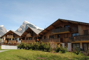 family ski holiday, apartment to let, Samoens